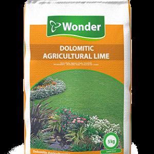 Wonder Agricultural Lime 5kg
