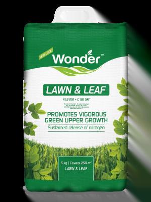 Wonder Lawn & Leaf