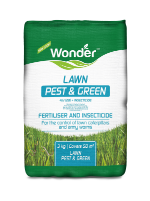 Wonder Lawn Pest & Green