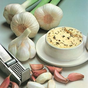 Garlic-Allium Sativum Bulbs